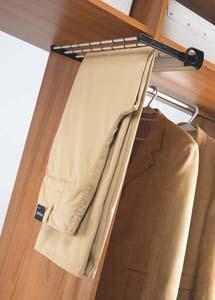 Wieszak na spodnie i krawaty